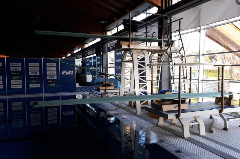 Vasca Da Un Metro : Polisportiva riccione