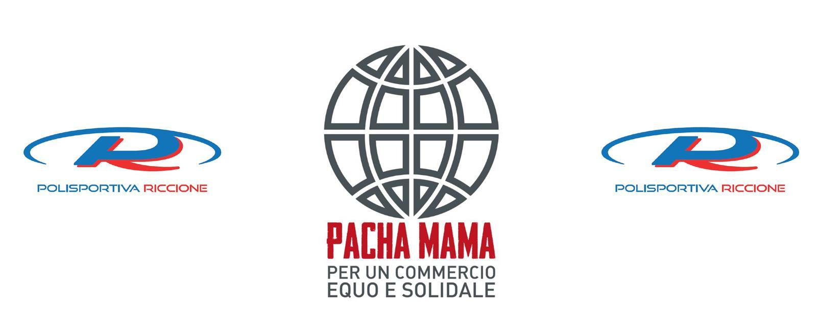 La Polisportiva Riccione abbraccia Pacha Mama